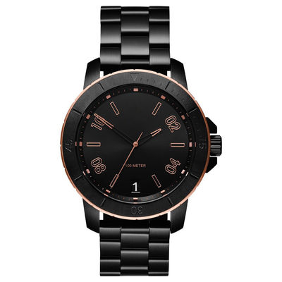 Simple Stylish Mens Watches Steel Chain Modern Simplistic Watches
