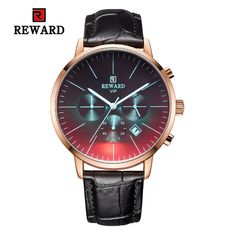 China Chinese wholeasale 45mm big dial black leather strap mens metal watches supplier